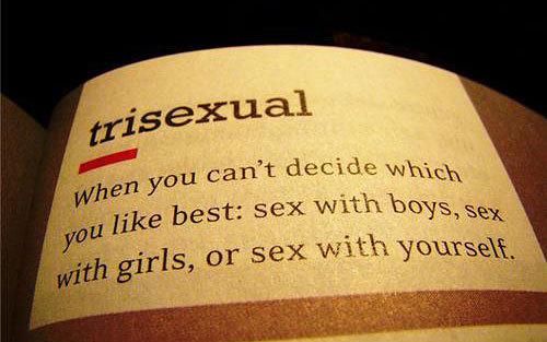 Trisexuality
